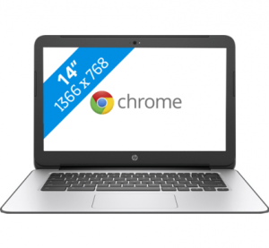 HP Chromebook 4G